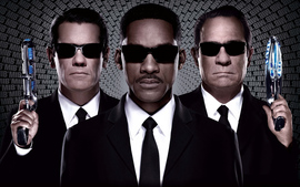 Men In Black 3 Iii
