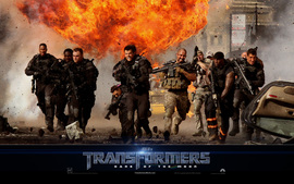 Military In Transformers
