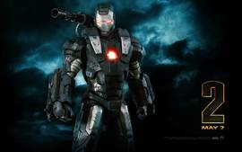 New Iron Man 2 Movie