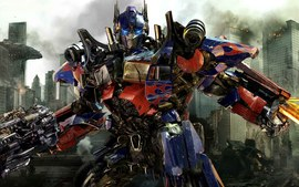Optimus Prime In New Transformers