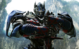 Optimus Prime In Transformers Wallpaper