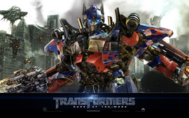Optimus Prime Tf3