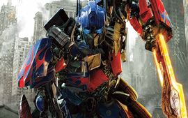 Optimus Prime Transformers Dark Of The Moon