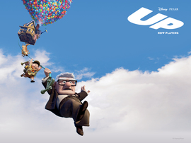 Pixars Up 2009 Movie Official