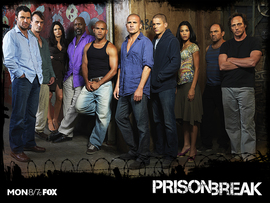 Prison Break Tv Series Wallpaper