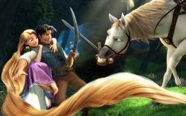 Rapunzel Flynn In Tangled