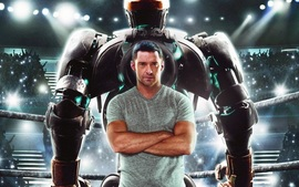 Real Steel Hugh Jackman