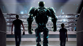 Real Steel Movie