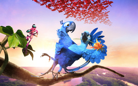 Rio 2 2014 Movie Wallpaper