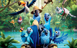 Rio 2 Movie Wallpaper