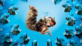 Scrat In Ice Age Wallpaper