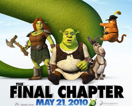 Shrek Forever After Official