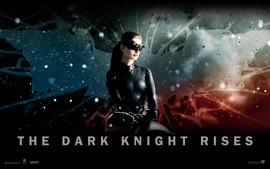 The Dark Knight Rises Official Wallpaper
