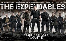 The Expendables 2 Back For War