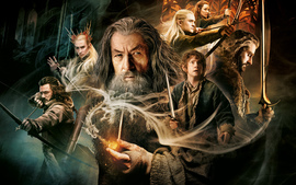 The Hobbit The Desolation Of Smaug Wallpapers