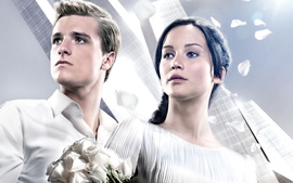 The Hunger Games Catching Fire Desktop Wallpaper