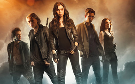 The Mortal Instruments City Of Bones Movie