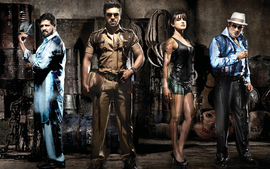 Toofan Zanjeer Movie