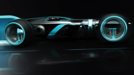 Tron Super LightcycleHD