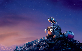 Wall E On Earth