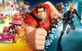 Wreck It Ralph Movie