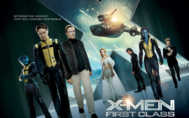X Men First Class 2011 Movie