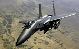 Air Force F 15e Strike Eagle Aircraft