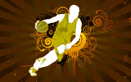 Basketball VectorWide