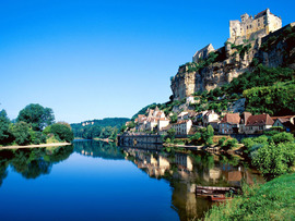 Beynac Dordogne River France