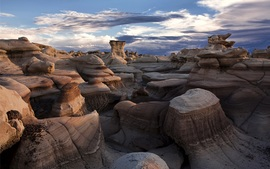 Bisti Badlands New Mexico