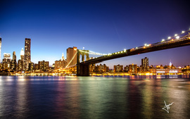 Brooklyn Bridge New York Wallpaper