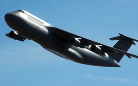 C 5 Galaxy Us Air Force
