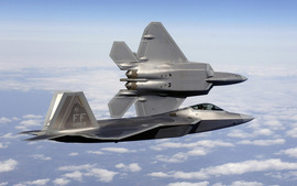 Fa 22a Raptor Fighters