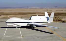 Global Hawk Advanced Concept Technology Nasa Aircraft