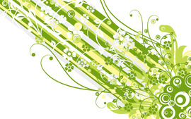 Green Vector Design