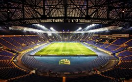 Metalist Stadium Euro Football