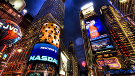 Nasdaq Stock Market New York