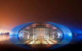 National Grand Theatre China