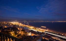 Nocturna New Lisbon Bridge