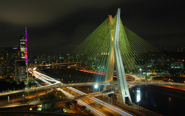 Octavio Frias De Oliveira Bridge