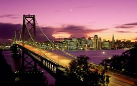 San Francisco Bridge California
