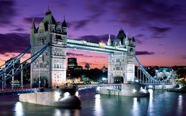 Tower Bridge England