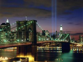 Tribute In Light New York City