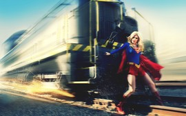 Supergirl Desktop Backgrounds