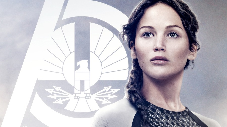 The Hunger Games Catching Fire (2013) HD