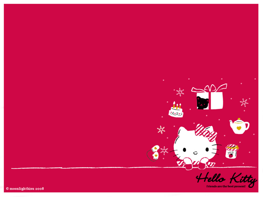 Hello Kitty Wallpaper 2014