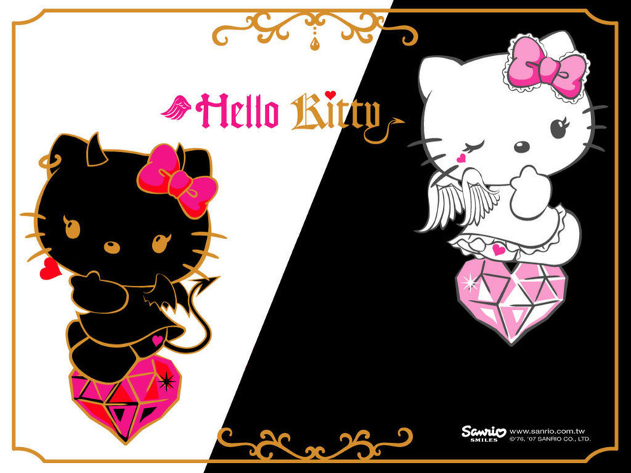 Kitty Characters