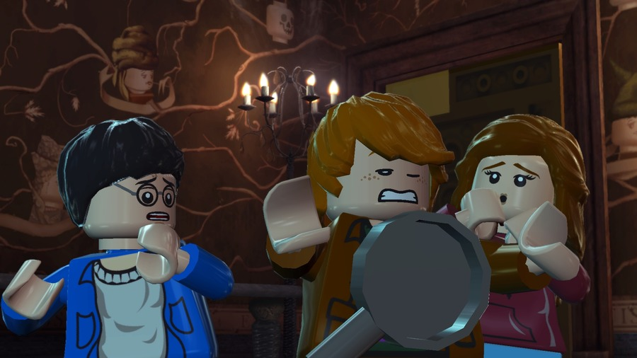 Lego Harry Potter Picture