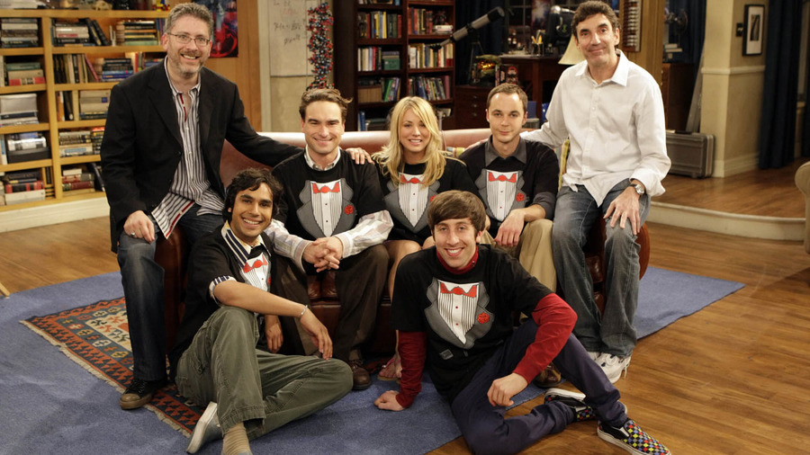 Big Bang Theory TV Seriers