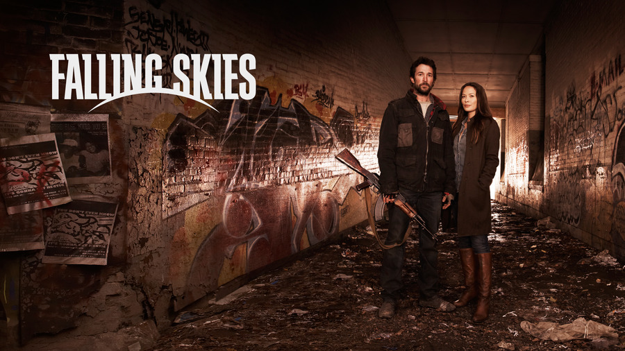 Falling Skies Full HD